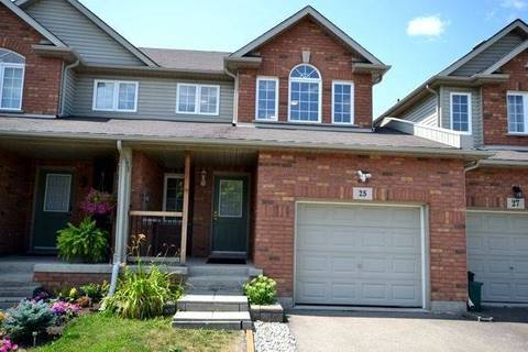 Townhouse for sale at 25 Natalie Ct Thorold Ontario - MLS: X4530427