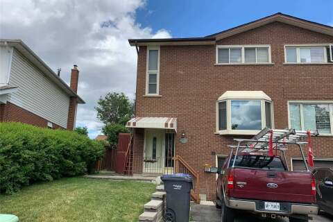 Townhouse for sale at 25 Newlyn Cres Brampton Ontario - MLS: W4806415