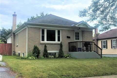 Townhouse for sale at 25 Newton St Barrie Ontario - MLS: S4856443