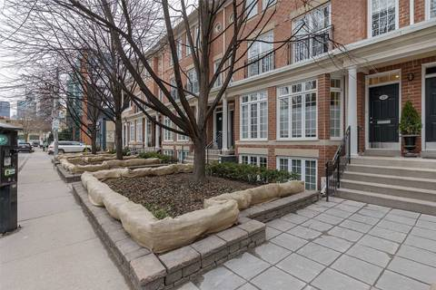 Townhouse for rent at 25 Niagara St Toronto Ontario - MLS: C4434641
