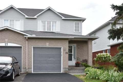 House for sale at 25 Nobleton Ave Ottawa Ontario - MLS: 1205385