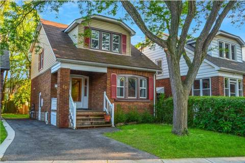 House for sale at 25 North Oval St Hamilton Ontario - MLS: X4536134