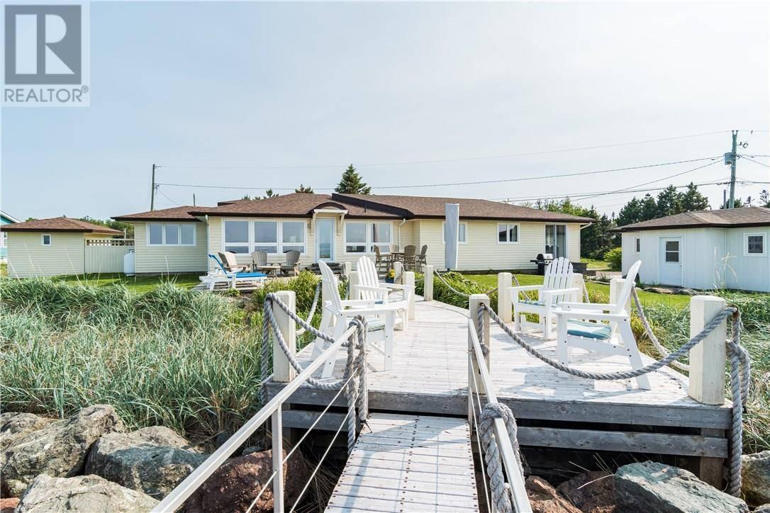 House for sale at 25 Ocean Breeze Dr Grand Barachois New Brunswick - MLS: M124039