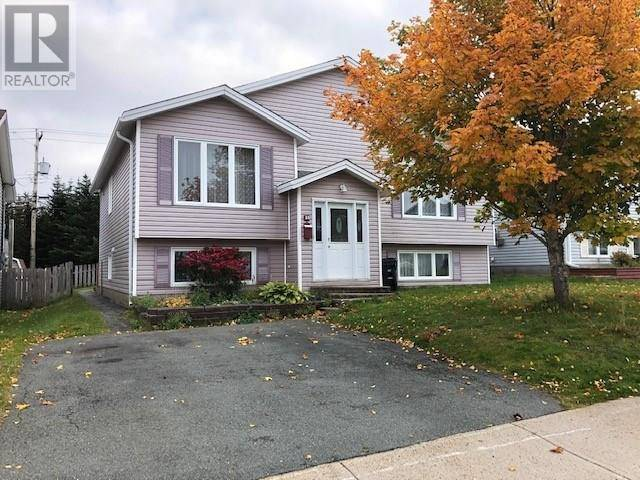 House for sale at 25 Penney Cres St. John's Newfoundland - MLS: 1205230