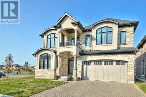House for sale at 25 Philmori Blvd Fonthill Ontario - MLS: 40047301