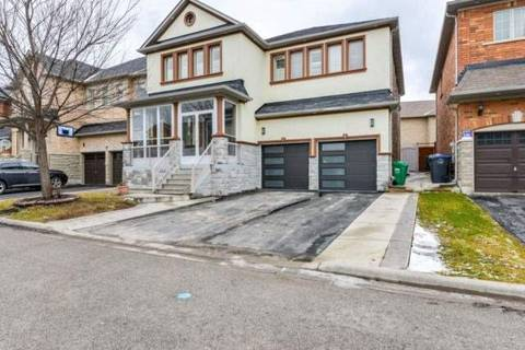 House for sale at 25 Picasso Dr Brampton Ontario - MLS: W4669918
