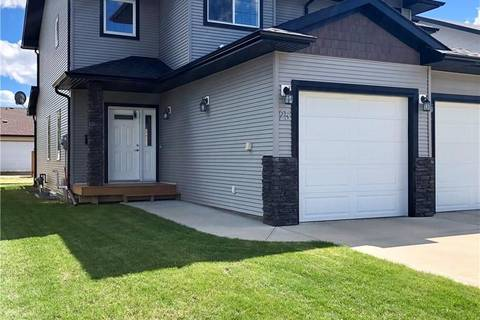 Townhouse for sale at 25 Piper Cs Blackfalds Alberta - MLS: ca0165795