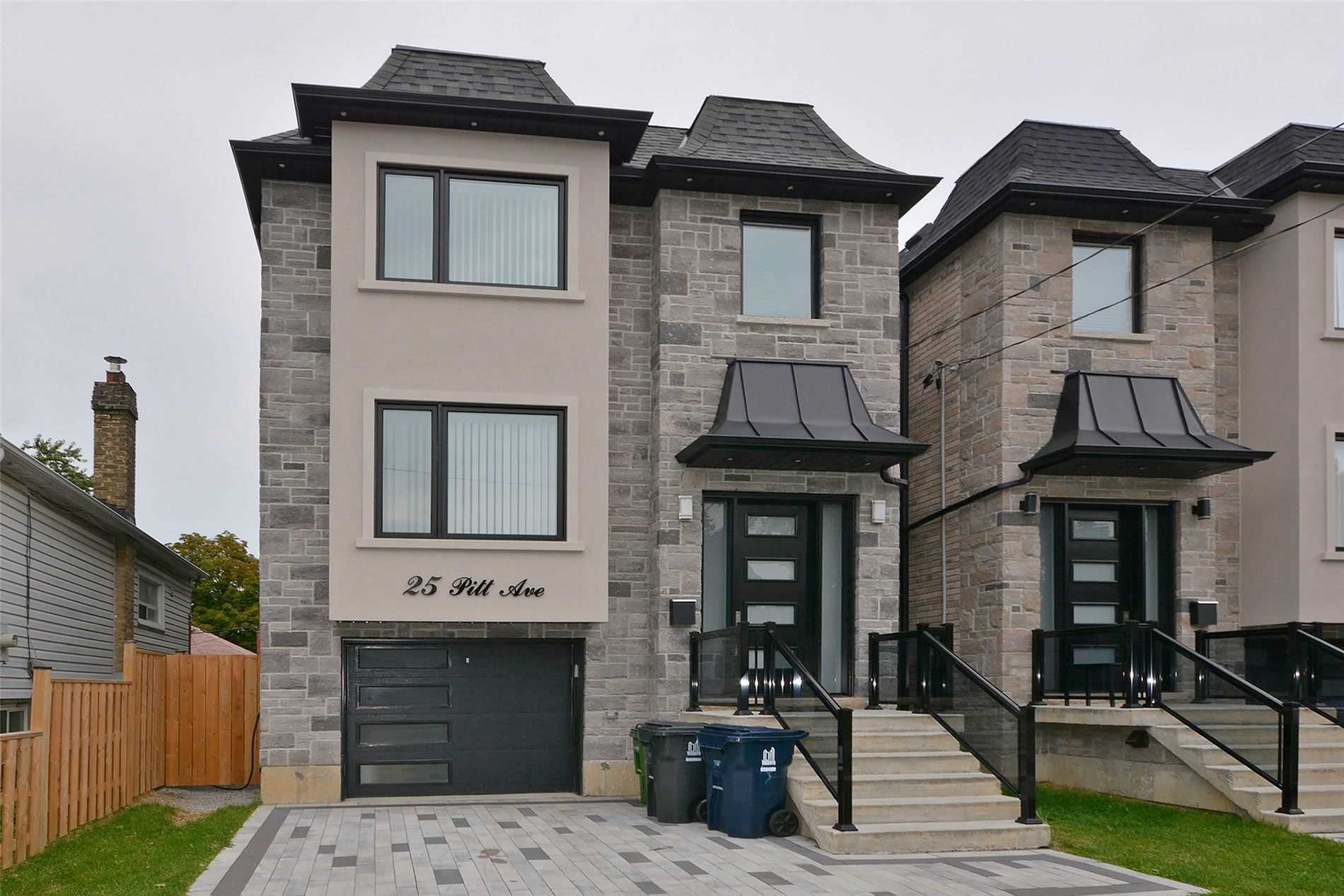 For Sale: 25 Pitt Avenue, Toronto, ON | 4 Bed, 4 Bath House for $1379900.00. See 19 photos!