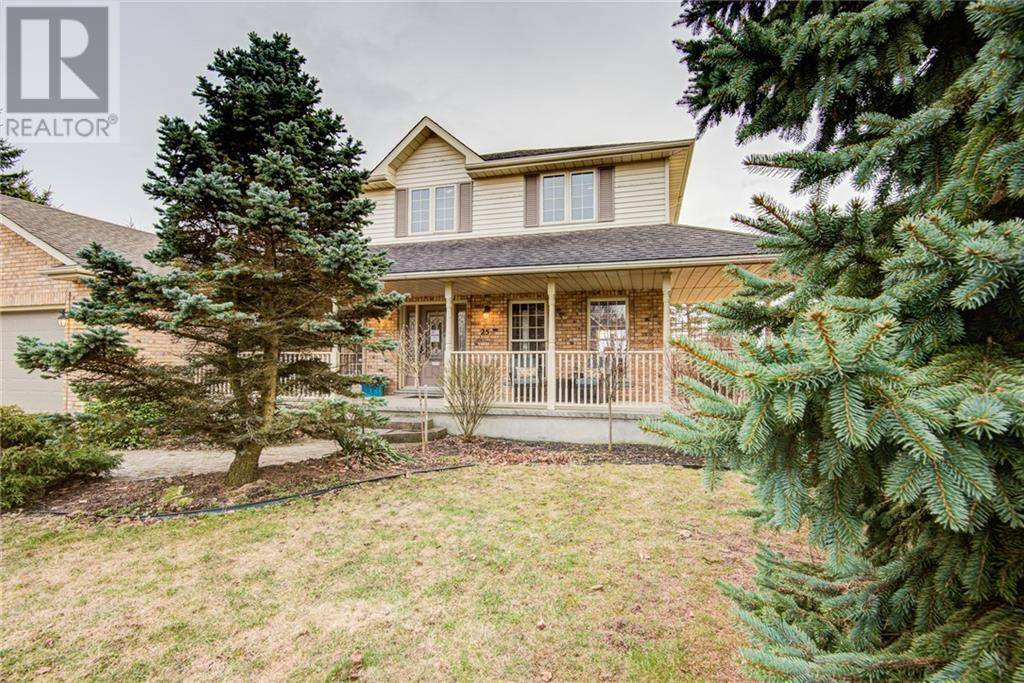 House for sale at 25 Poth Dr New Dundee Ontario - MLS: 30801892