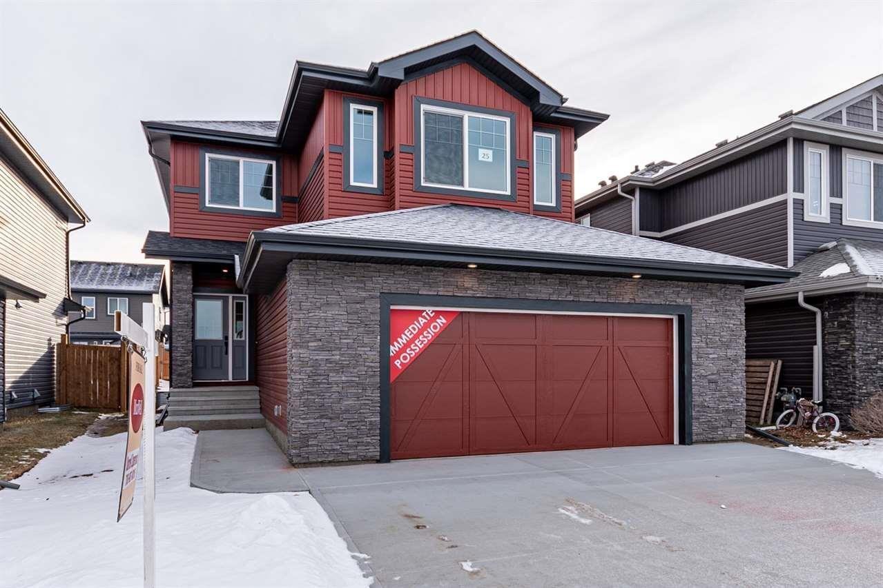 House for sale at 25 Prescott Bv Spruce Grove Alberta - MLS: E4219243