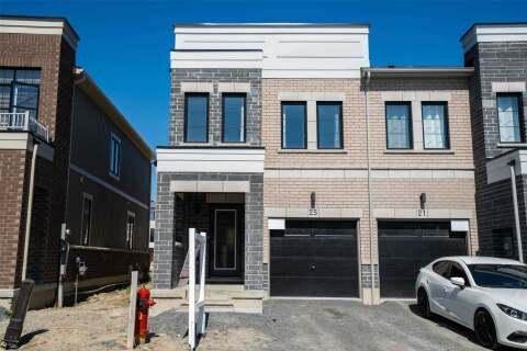 Townhouse for sale at 25 Queen Alexandra Ln Clarington Ontario - MLS: E4772534