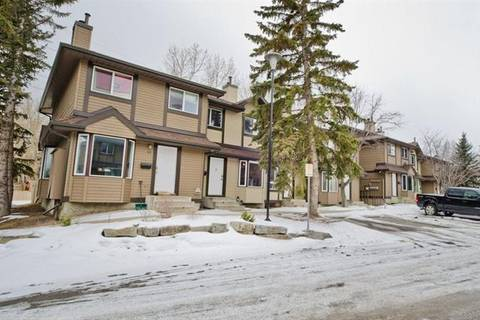 Townhouse for sale at 25 Range Garden(s) Northwest Calgary Alberta - MLS: C4290557