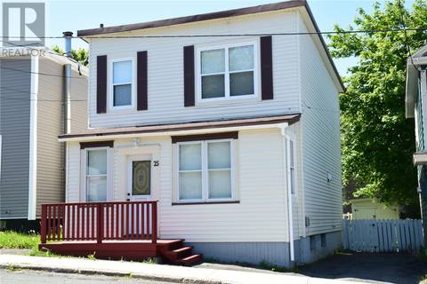 House for sale at 25 Rankin St St. John's Newfoundland - MLS: 1198895
