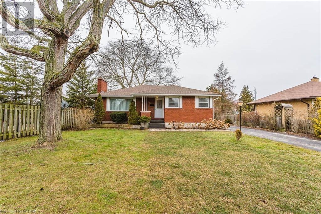 House for sale at 25 Rapelje St St. Thomas Ontario - MLS: 246342