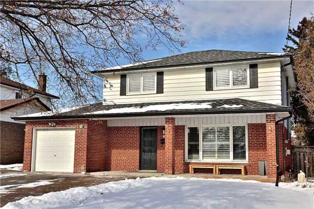 For Sale: 25 Ringway Crescent, Toronto, ON   4 Bed, 2 Bath House for $799,900. See 18 photos!