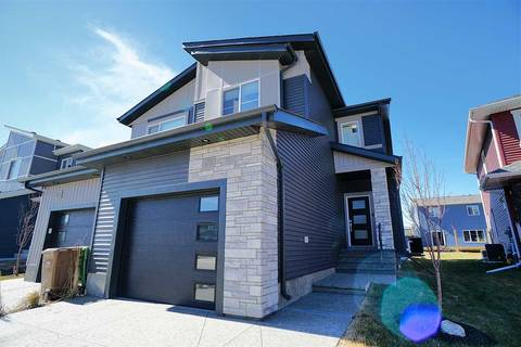 Townhouse for sale at 25 Robin Wy St. Albert Alberta - MLS: E4153028