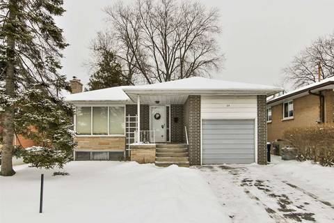 House for sale at 25 Robinglade Dr Toronto Ontario - MLS: W4688613
