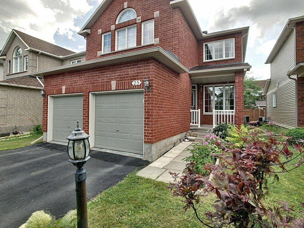 House for sale at 25 Rodeo Dr Nepean Ontario - MLS: 1165437
