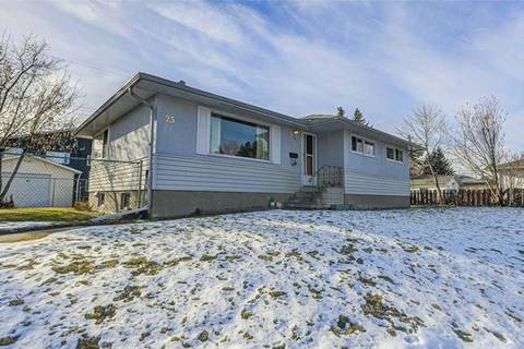 House for sale at 25 Rossmount Rd Southwest Calgary Alberta - MLS: C4275985