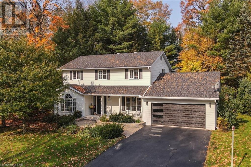 House for sale at 25 Sadler Dr Bracebridge Ontario - MLS: 40027798