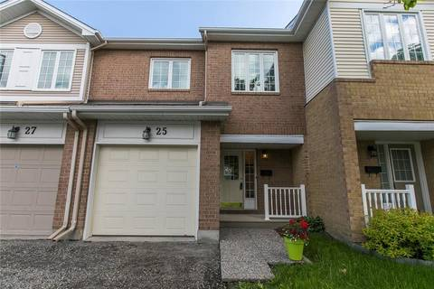 Townhouse for sale at 25 Sandcliffe Te Ottawa Ontario - MLS: 1154436