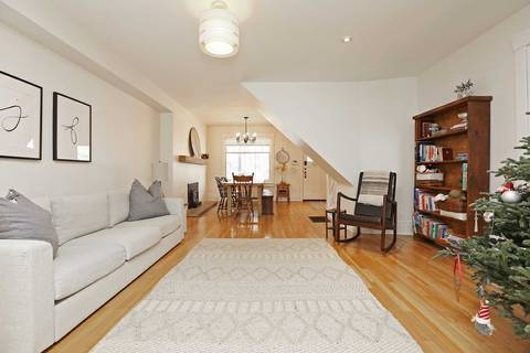 Townhouse for rent at 25 Saunders Ave Toronto Ontario - MLS: W4660638