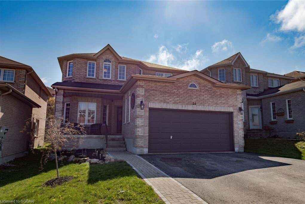 House for sale at 25 Silver Tr Barrie Ontario - MLS: 260210