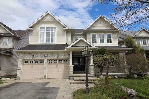 House for sale at 25 Silverthorn Ct Ottawa Ontario - MLS: 1146182