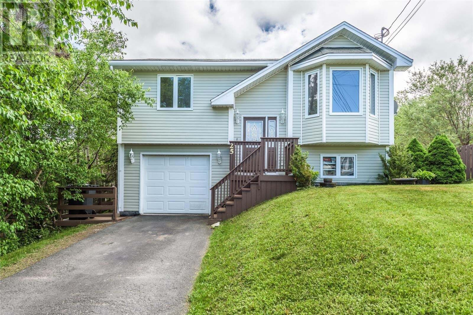 House for sale at 25 Simpson Pl Conception Bay South Newfoundland - MLS: 1216628