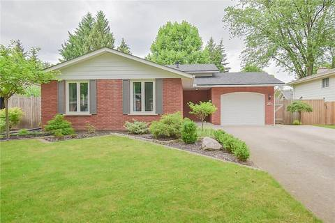 House for sale at 25 Spruceside Cres Fonthill Ontario - MLS: 30749011