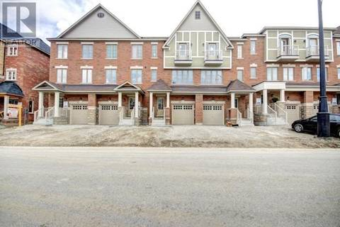 Townhouse for sale at 25 Sprucewood Rd Brampton Ontario - MLS: W4421400
