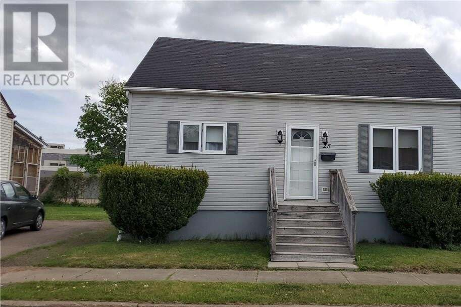 House for sale at 25 Stafford St Moncton New Brunswick - MLS: M128720
