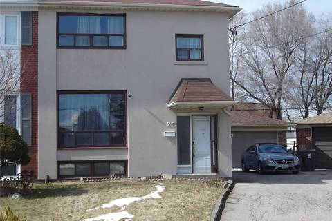 Townhouse for rent at 25 Stone Ct Toronto Ontario - MLS: W4707562