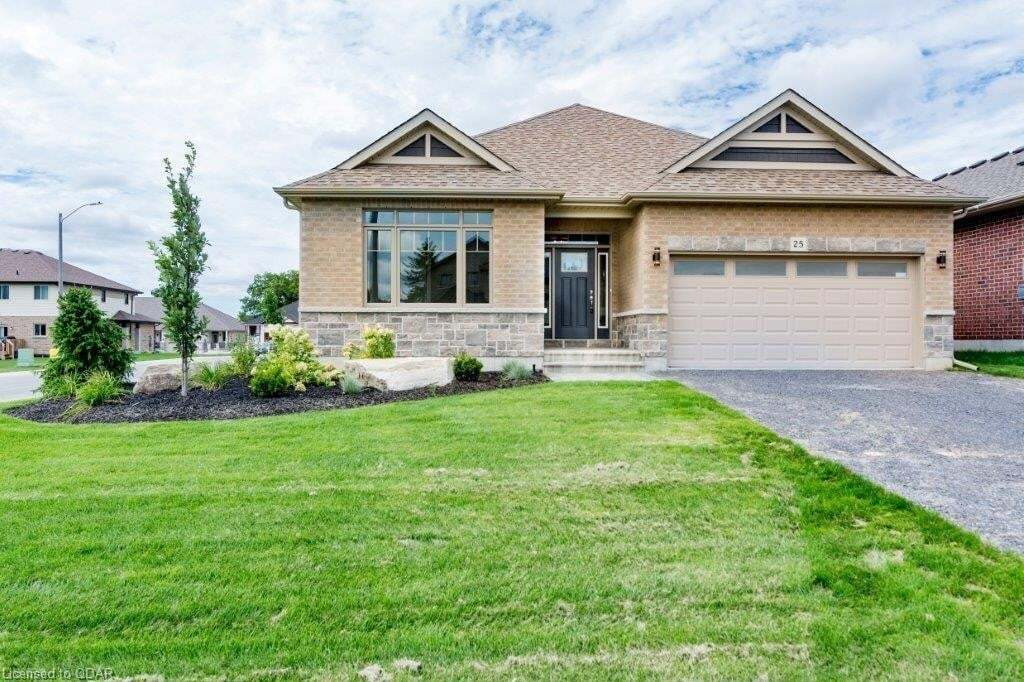 House for sale at 25 Stonecrest Blvd Quinte West Ontario - MLS: 263685