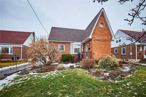 House for sale at 25 Sundridge Dr Toronto Ontario - MLS: E4666346
