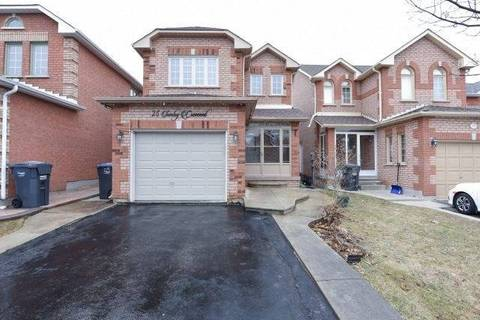 House for sale at 25 Sunley Cres Brampton Ontario - MLS: W4727903