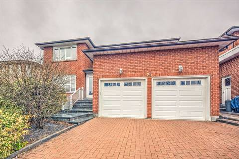House for sale at 25 Swansea Rd Markham Ontario - MLS: N4422803