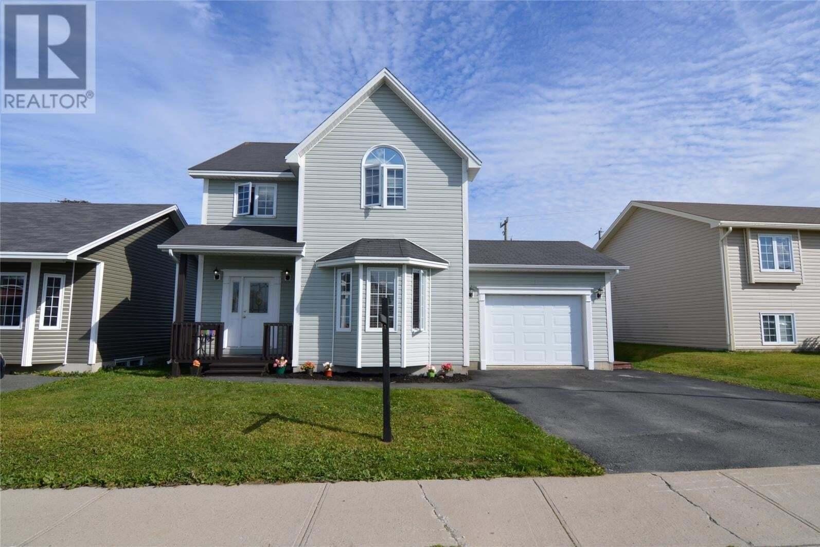House for sale at 25 Teakwood Dr St. John's Newfoundland - MLS: 1213640