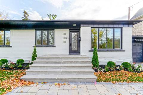 House for sale at 25 Tefley Rd Toronto Ontario - MLS: C4626859