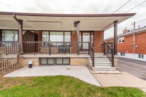 Townhouse for sale at 25 Telco Cres Toronto Ontario - MLS: W4991657