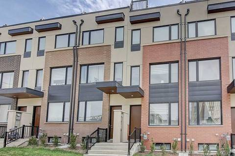 Townhouse for sale at 25 Thomas Mulholland Dr Toronto Ontario - MLS: W4447382