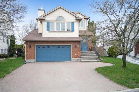 House for sale at 25 Thornhedge Ct Ottawa Ontario - MLS: 1191623