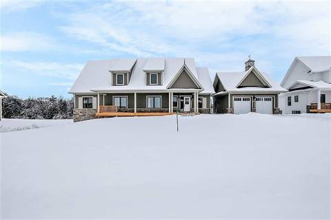 House for sale at 25 Thoroughbred Dr Oro-medonte Ontario - MLS: S4496398