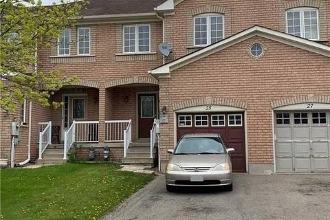 Townhouse for sale at 25 Tinsmith St Brampton Ontario - MLS: W4454437