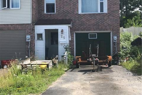 Townhouse for sale at 25 Tokyo Cres Elliot Lake Ontario - MLS: 2077623