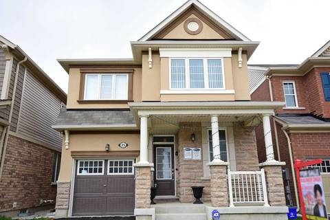 House for sale at 25 Troyer St Brampton Ontario - MLS: W4496222