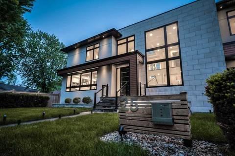 House for sale at 25 Velma Dr Toronto Ontario - MLS: W4642087
