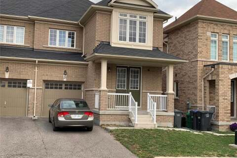 Townhouse for rent at 25 Vezna Cres Brampton Ontario - MLS: W4864233