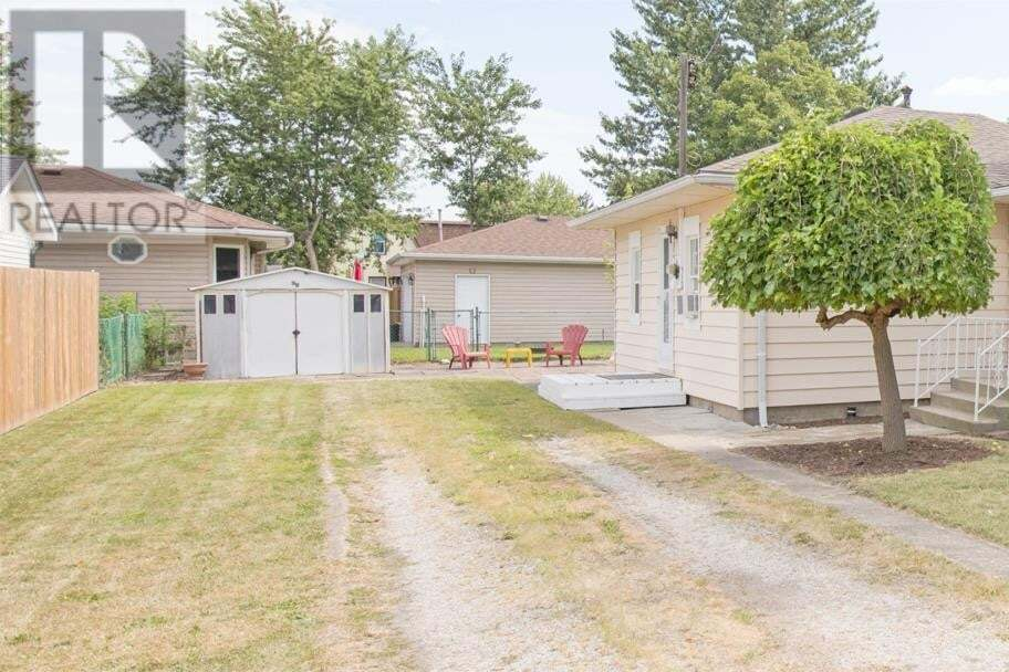 House for sale at 25 Victor St Essex Ontario - MLS: 20010114