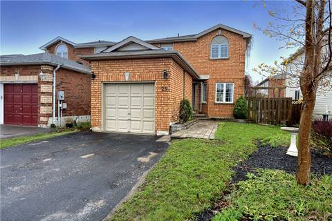 House for sale at 25 Victorway Dr Barrie Ontario - MLS: S4450754